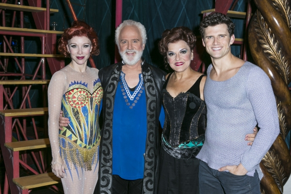 Photo Coverage: It's Time to Start Livin! Backstage with PIPPIN's New 'Berthe'- Priscilla Lopez