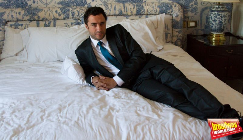Miguel Ramiro ser� Christian Grey