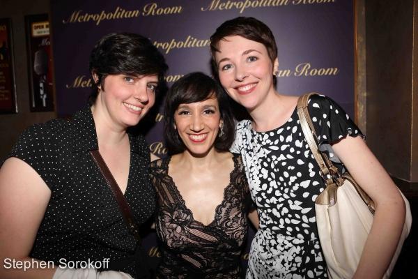 Rachel Hoyle, Gabrielle Stravelli, Harmony Keeny