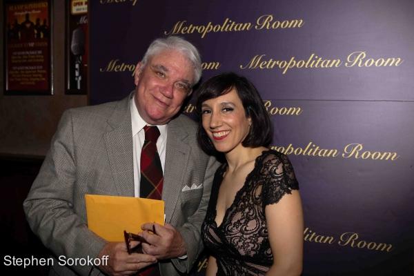 Rex Reed & Gabrielle Stravelli