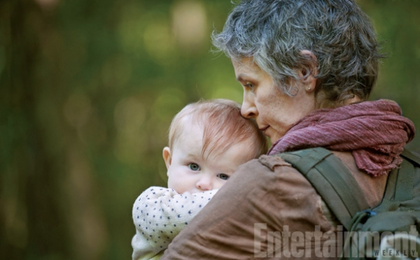 Photo Flash: First Look - Season 5 of AMC's THE WALKING DEAD