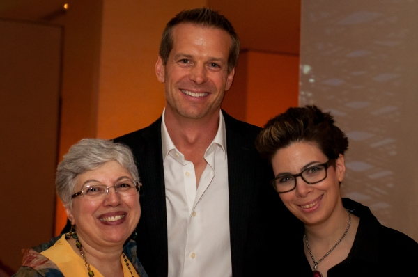 Photo Flash: Inside Opening Night of LOVE AND HUMAN REMAINS