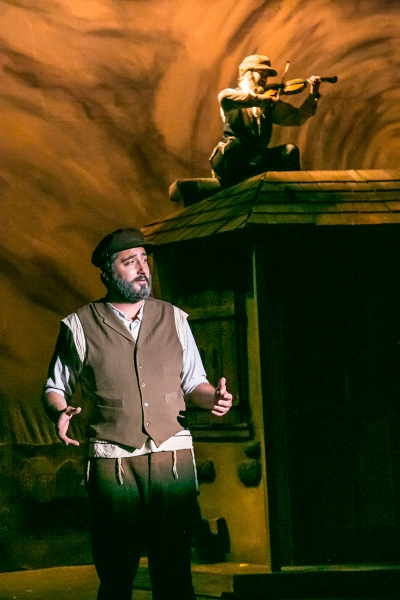 Photo Flash: First Look at Surflight Theatre's 50th Anniversary Production of FIDDLER ON THE ROOF