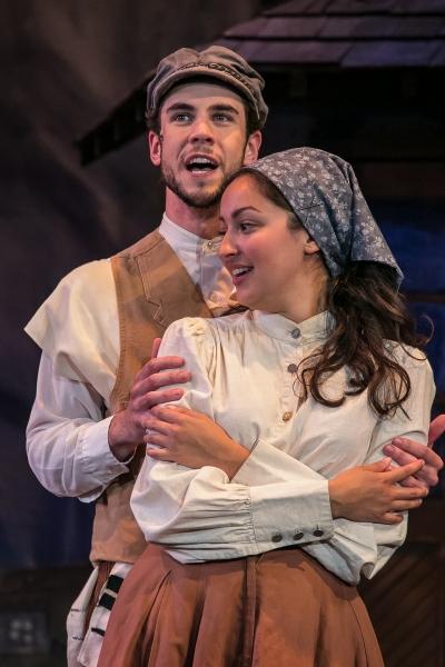 Tom DeMichele and Elizabeth Ritacco