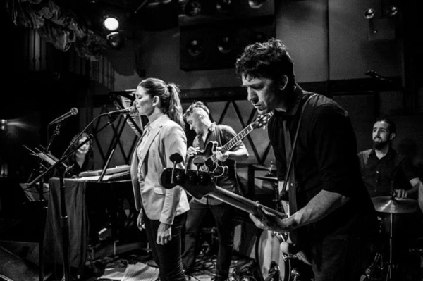 Photo Flash: Inside 'REVOLUTION IN THE ELBOW' Concert at Rockwood Music Hall