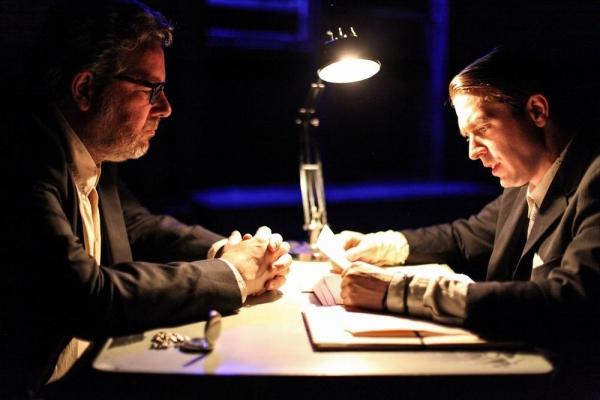 Stephen Walker and Adam Soule