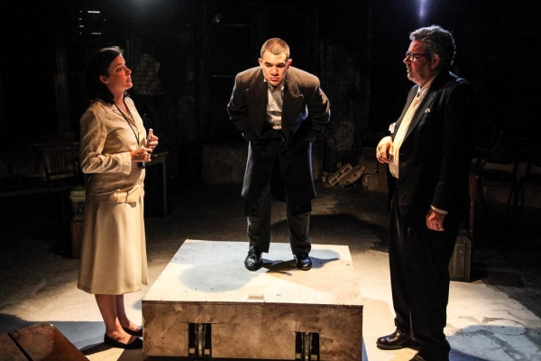 Photo Flash: Mary-Arrchie's 'HELLISH HALF-LIGHT,' Now Playing Through 8/30