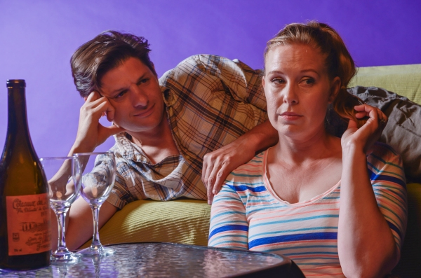 Photo Flash: First Look at Aurora Theatre Company's RAPTURE, BLISTER, BURN, Begin. 8/29