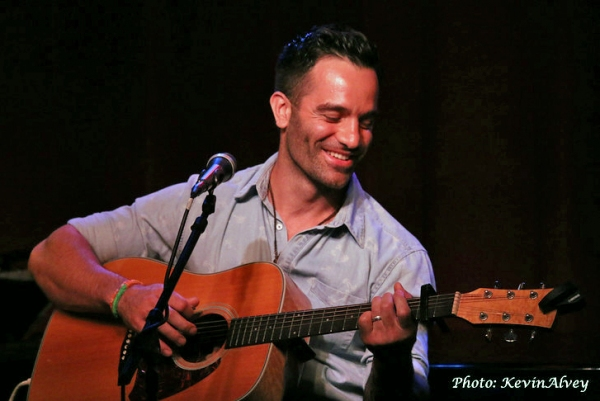 Photo Flash: Ramin Karimloo and More in VICTORIA SHAW: UNDER THE COVERS at Birdland