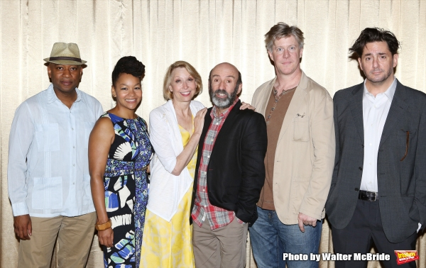 Marc Damon Johnson, Crystal A. Dickinson, Julie Halston, Patrick Kerr, Karl Kensler and Reg Rogers