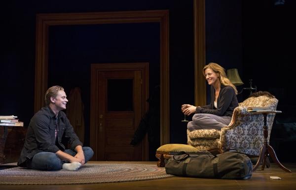 Billy Magnussen and Anna Gunn Photo