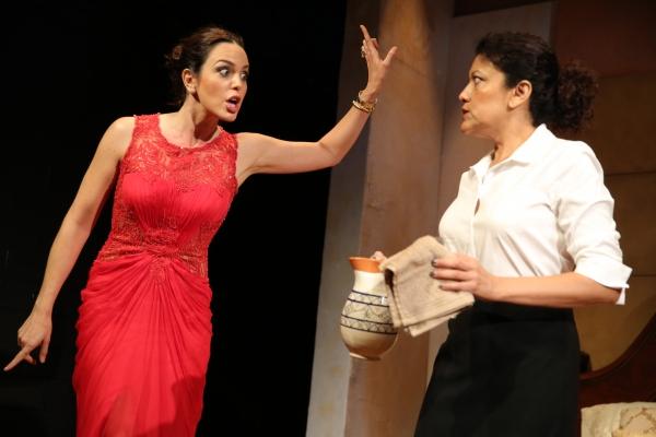 Marta Milans and Sandra Marquez