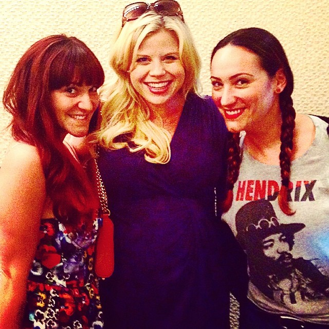 WICKED Reunion! Megan Hilty, Eden Espinosa & Shoshana Bean