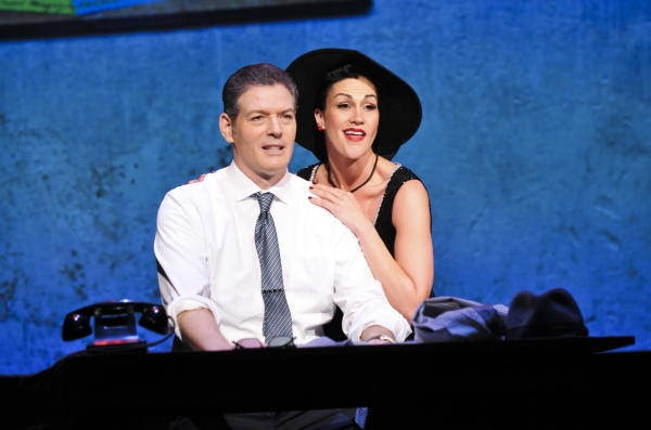 Photo Flash: First Look at Kevin Spirtas and More in NYMF's MR. CONFIDENTIAL