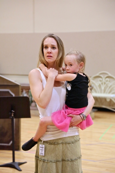 Photo Flash: In Rehearsal with Director Philip Wm. McKinley and More for Starlight's THE SOUND OF MUSIC in Kansas City
