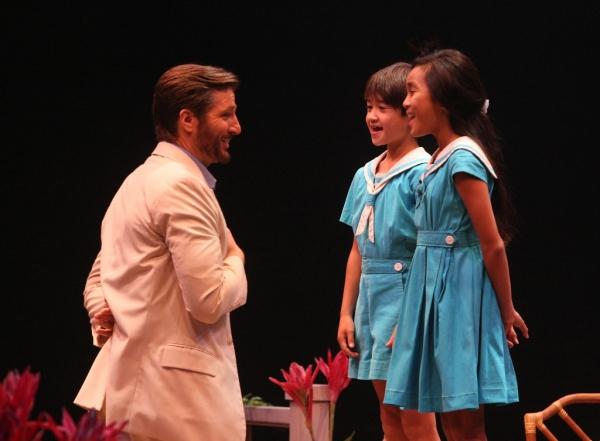 John Cudia, Matthew Feniger and Ayanna Navarro