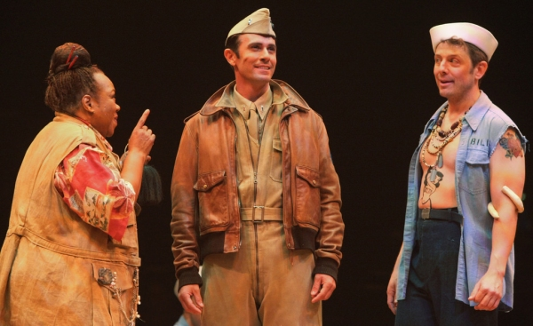 Photo Flash: First Look at Beth Malone, John Cudia and More in SOUTH PACIFIC at California Music Circus