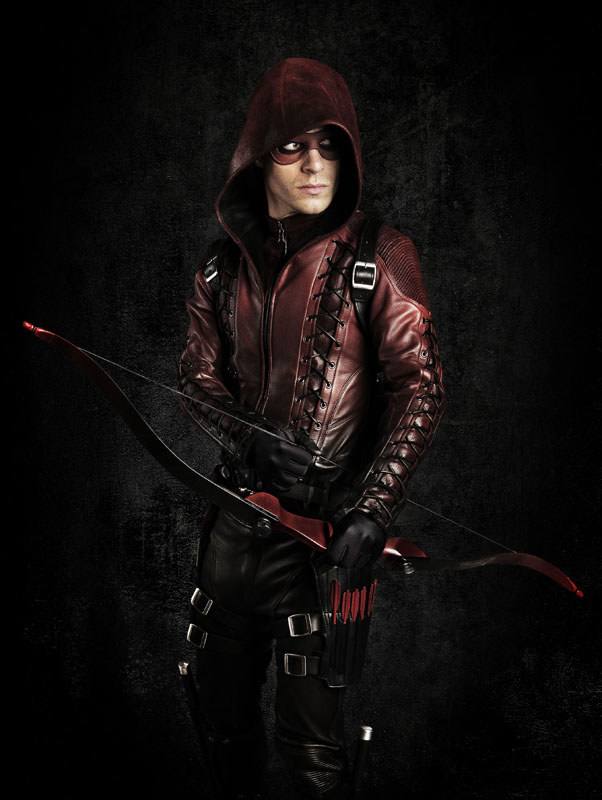 Photo: Check Out the New Arsenal Costume on The CW's ARROW