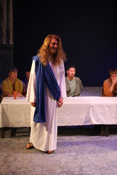 Photo Flash: First Look at Kyle Monagham, Corey Buller & More in Alpha/Omega Players' JESUS CHRIST SUPERSTAR