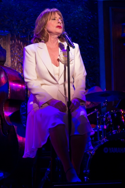 FLASH FRIDAY: Patti LuPone Pandemonium! EVITA To 54 Below