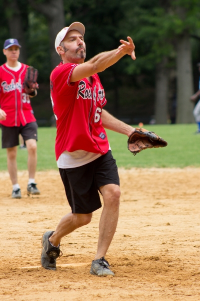 Photo Coverage: Take Me Out to the Broadway Ball Game! Broadway Show League Takes Over Central Park