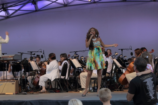 N''Kenge and the Indianapolis Symphony