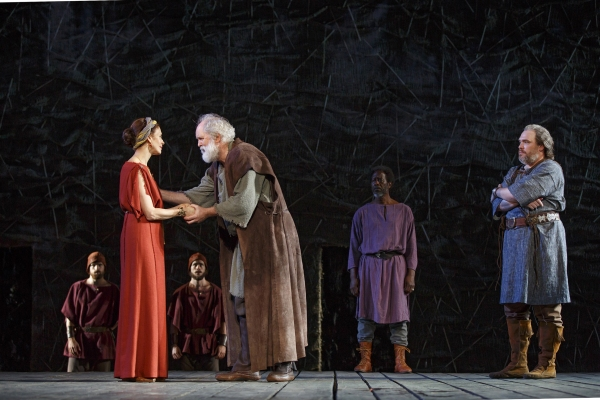 Photo Flash: First Look at John Lithgow, Annette Bening & More in Public Theater's KING LEAR in the Park!