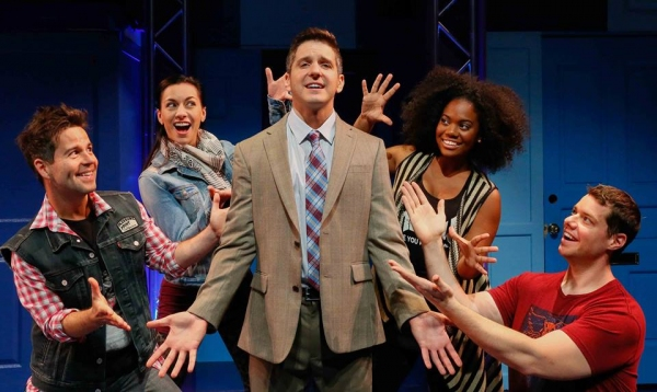 Photo Flash: First Look at Howie Michael Smith, Robert Cuccioli and More in MY LIFE IS A MUSICAL at Bay Street Theater