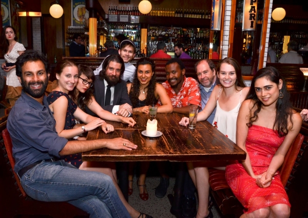 Photo Flash: PTP/NYC Celebrates 28th Season Openers GERTRUDE - THE CRY and PENTECOST