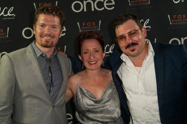 Photo Flash: ONCE Celebrates Hollywood Opening With Stuart Ward, Dani de Waal, Steve Kazee and More
