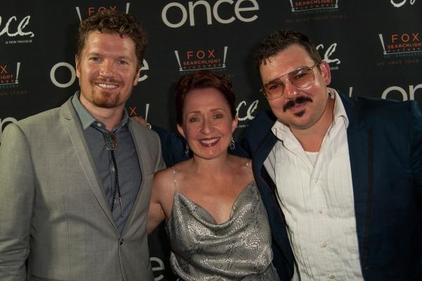 Ryan Link, Donna Garner and Matt Wolpe