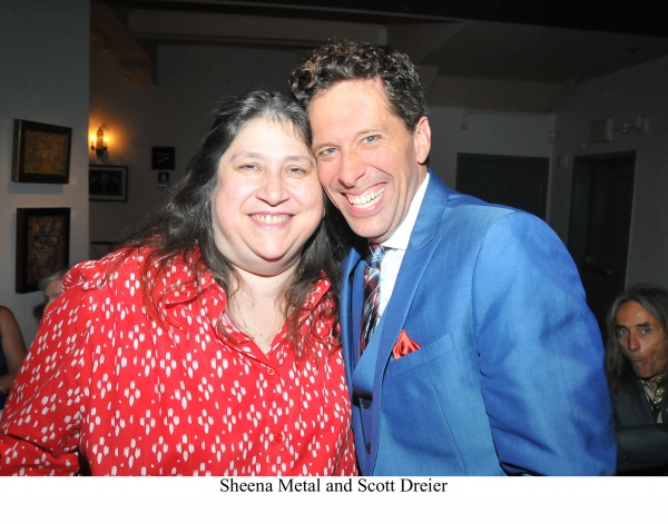 Photo Flash: DORIS AND ME at the El Portal Welcomes the Doris Day Animal Foundation and Celebrities Who Worked with Day