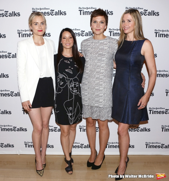 Photo Coverage: Backstage at TIMESTALKS: POWERFUL WOMEN OF TV