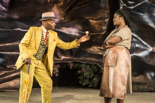 Cedric Neal & Sharon D. Clarke