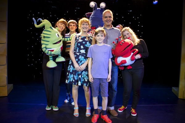 Photo Flash: Inside ALIENS LOVE UNDERPANTS Gala Performance at Leicester Square Theatre