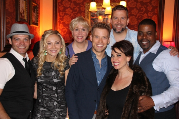 Bobby Cronin, Heather Shisler, Nancy Opal, Barrett Foa, Lesli Margherita, Billy Mitchell (writer) & Bernard Dotson