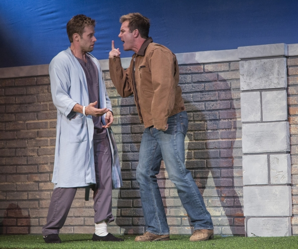 Photo Flash: First Look at IN A DARK DARK HOUSE, Opening Tomorrow at the Matrix Theatre