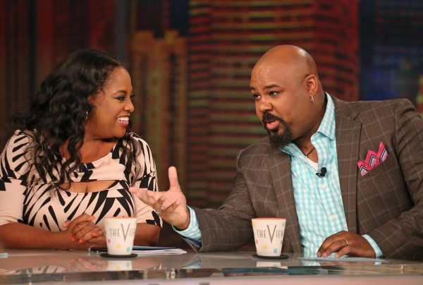Photo Flash: James Iglehart Hosts, Kristin Chenoweth Guests on Today's THE VIEW!