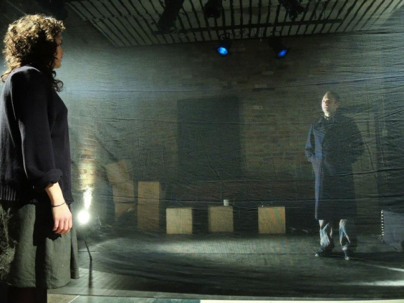 BWW Reviews: PURGATORIO - A Story of Feeling and Reflection