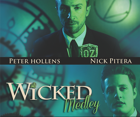 Nick Pitera & Peter Hollens Wow With WICKED Viral Video, 'Nick's Version' Now Available
