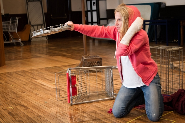 Photo Flash: In Rehearsal with Steppenwolf's FIRST LOOK REP, Beginning Tomorrow in the Garage Theatre