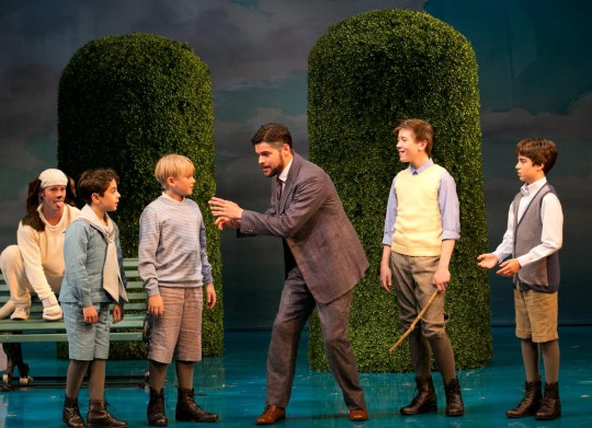 Harvey Weinstein Comments On FINDING NEVERLAND Inspiration