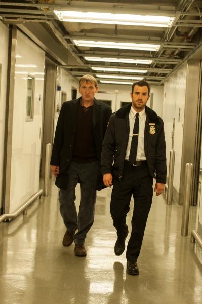 Christopher Eccleston, Justin Theroux.