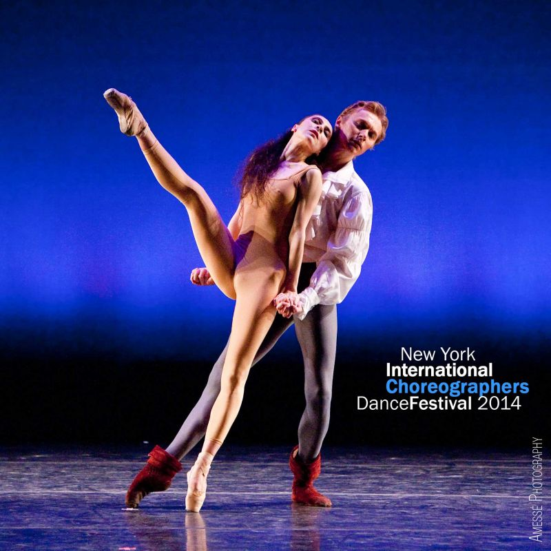 Staten Island Ballet Kicks Off 13th New York International Choreographers Festival with DANCE ACROSS WATERS Today