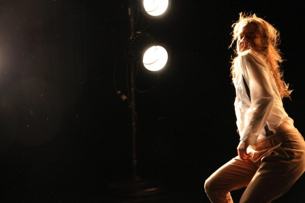 Photo Flash: Sneak Peek at THUS SPOKE..., Opening Tonight at SummerWorks 2014