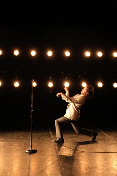 Photo Flash: Sneak Peek at THUS SPOKE... from Daniel Leveille Danse at SummerWorks 2014