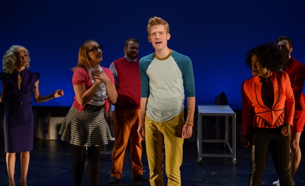 Photo Flash: First Look at NYMF's PROPAGANDA! THE MUSICAL
