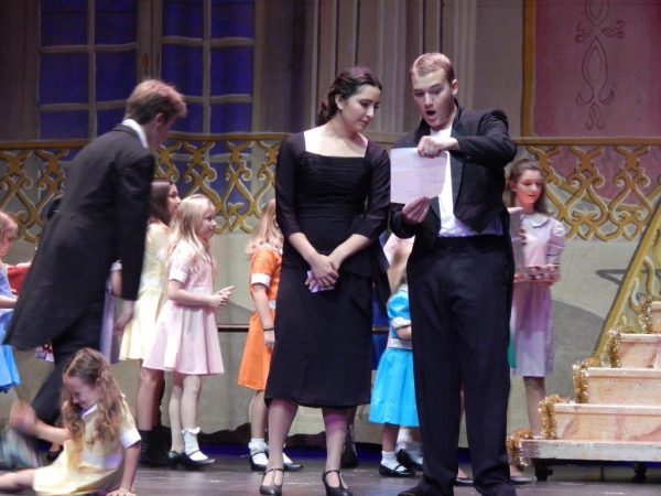 Photo Flash: First Look at ACT San Diego's ANNIE JR.
