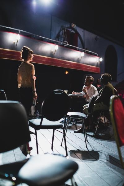 Photo Coverage: DESSA ROSE, Starring Erivo, Janson And More!