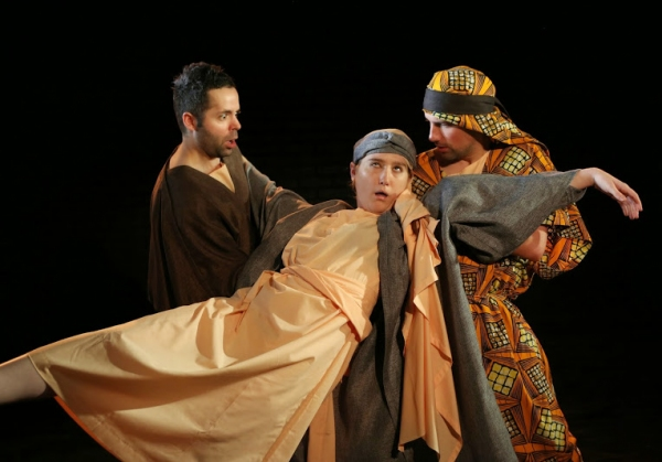 Photo Flash: Andrew R. Heinze's MOSES, THE AUTHOR to Play FringeNYC, 8/10-23